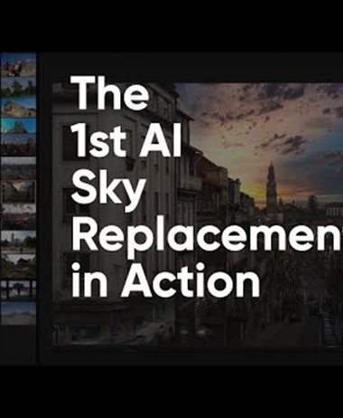 Skylum shows off it's Luminar 4 sky replacement