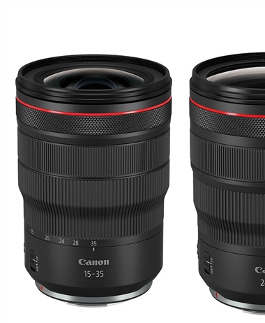 Prices emerge for the Canon RF lenses coming out next week