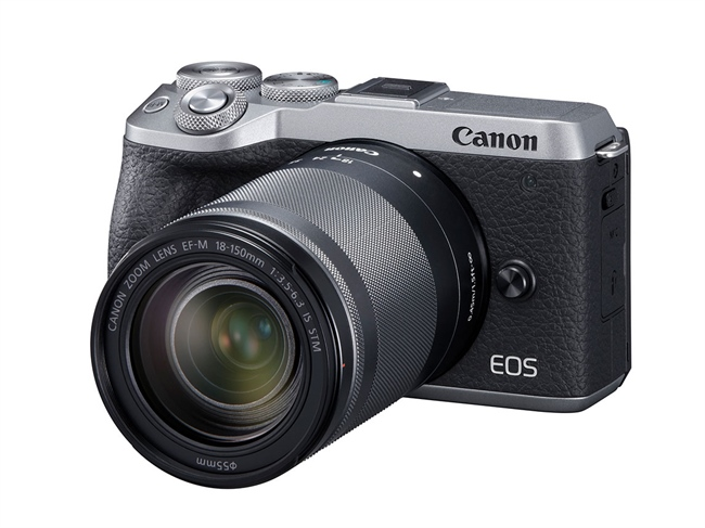 Canon announces the Canon EOS-M M6 Mark II