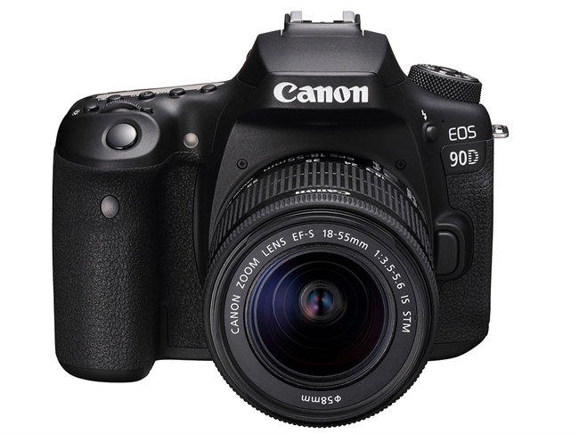 First looks and previews of the Canon EOS 90D