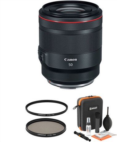 Get Instant Discounts on Canon RF lenses