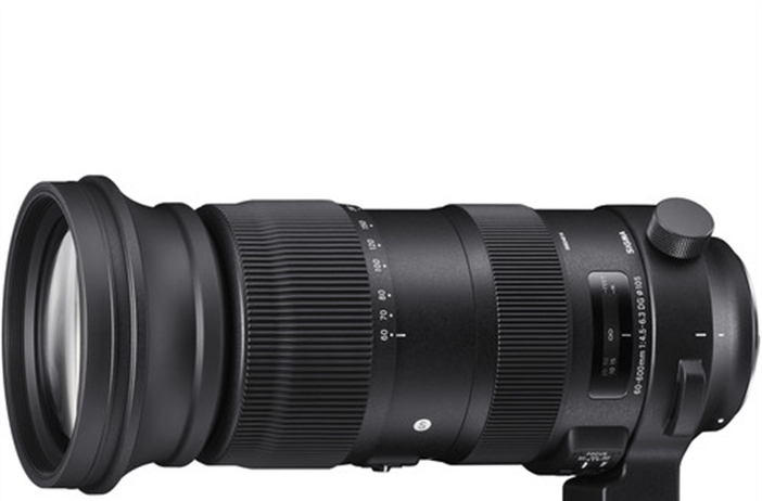 Deal: Sigma 60-600mm F4.5-6.3 for Canon EF mount