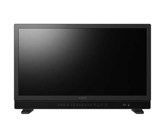 "Canon announces the DP-V3120 - 4K HDR 31"" Reference Display"