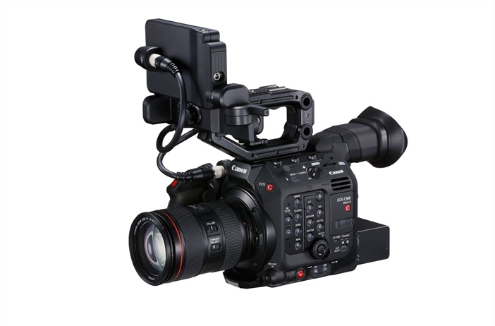 First Looks and Previews of the C500 Mark II