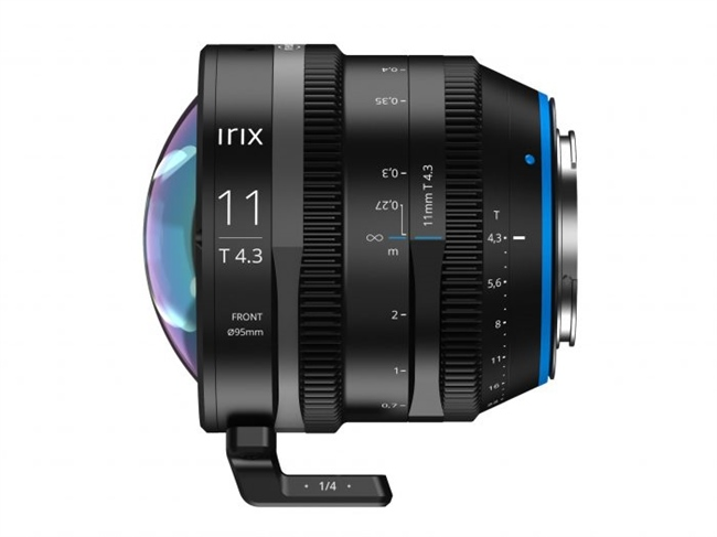 Leak: IRIX 11mm T4.3 CINI lens for Canon EF