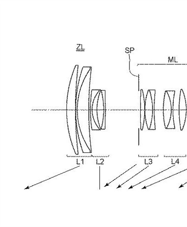 Canon Patent Application: Canon RF 70-300mm F4-5.6, 70-400mm F4-5.6