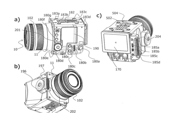 Canon Patent Application: Small modular CINI unit described - Update