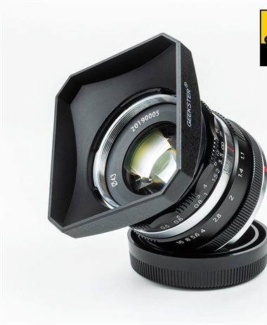 Geekster announces a EOS-M 35mm 1.1