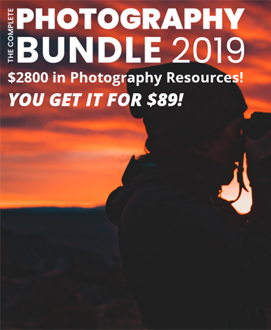 5DayDeal Photography Bundle active now