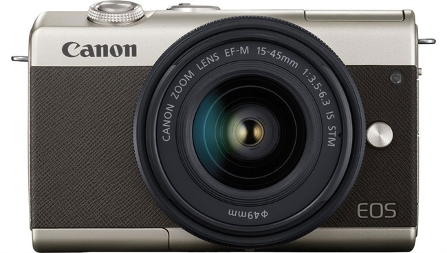 Canon to release a limited gold edition of the M200
