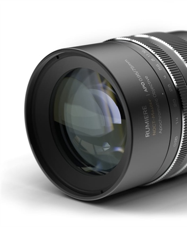 Rumiere Noct-Master APO 75mm f/0.95 lens for Canon RF