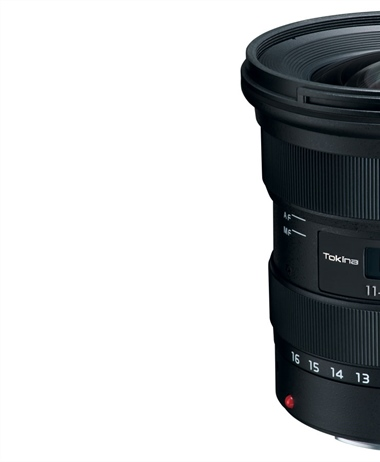 Tokina ATX-i 11-16mm F2.8 CF Lens announced