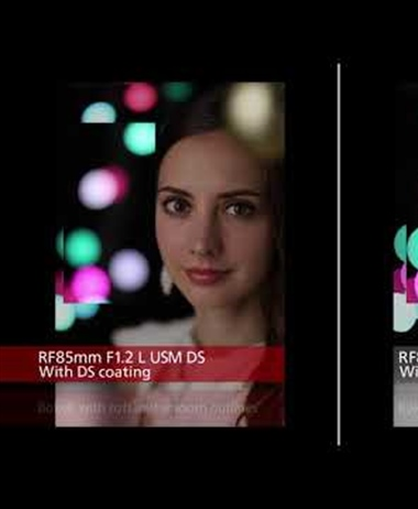 Canon video showing how Defocus Smoothing (DS) works