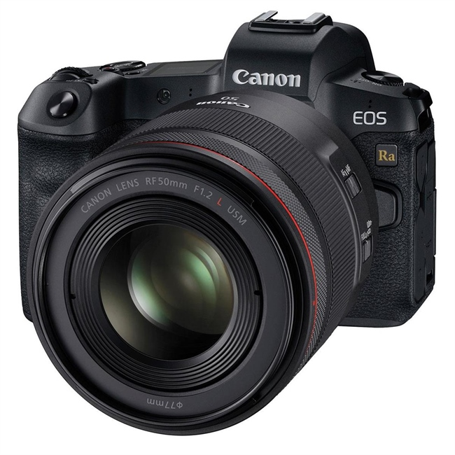 Canon EOS Ra gets leaked