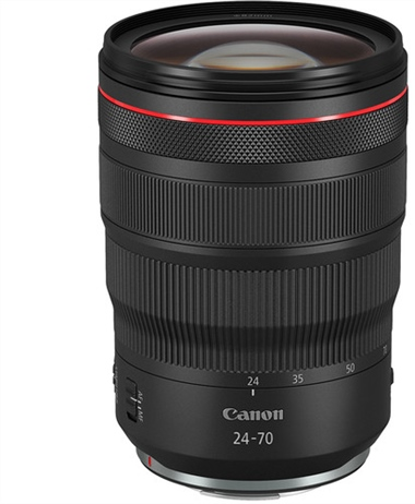 Canon RF 24-70mm F2.8 IS USM Review