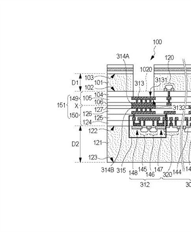 Canon Patent Application: Stacked sensor and method of manufacturing
