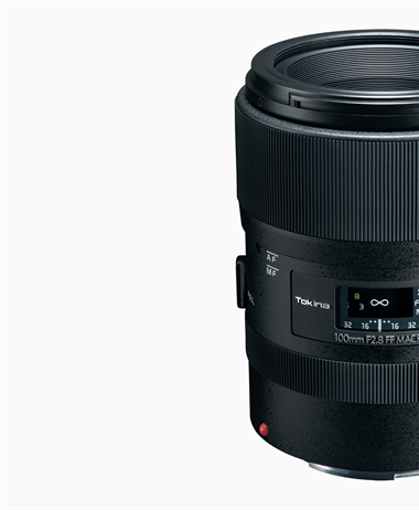 Tokina officially announces the ATX-i 100mm F2.8 Macro