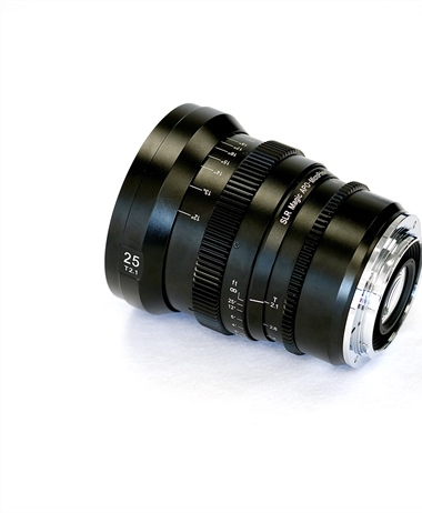 SLR Magic launches 4 APO-MicroPrime Series lenses for Canon EF mount