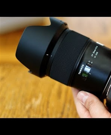 Tamron SP 35mm F1.4 Di USD Review