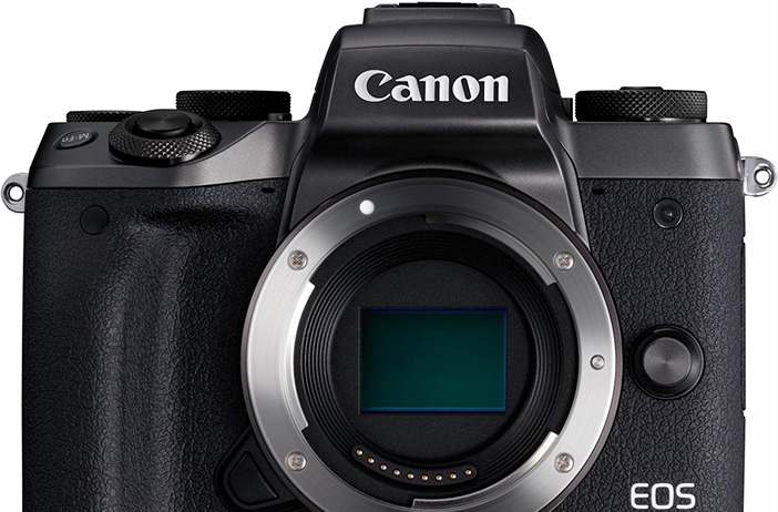 Canon quietly discontinues the Canon EOS-M M5