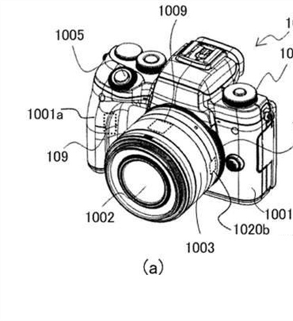 Canon Patent Application: IBIS in Powershots and EOS-M5 Mark II