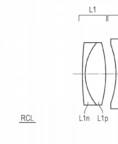 Canon Patent Application: Canon RF lens convertor
