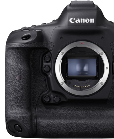 Canon formally announces the 1DX Mark III