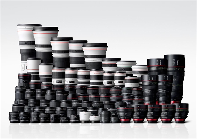 Canon to focus on Canon RF lenses, not EF