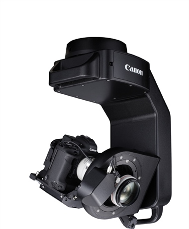 Canon Introduces The CR-S700R Robotic Camera