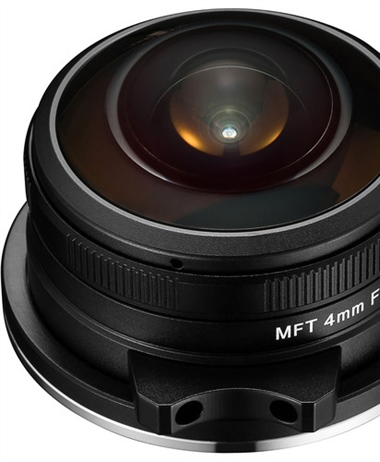Laowa announced the 4mm F2.8 fisheye for the EF-M mount