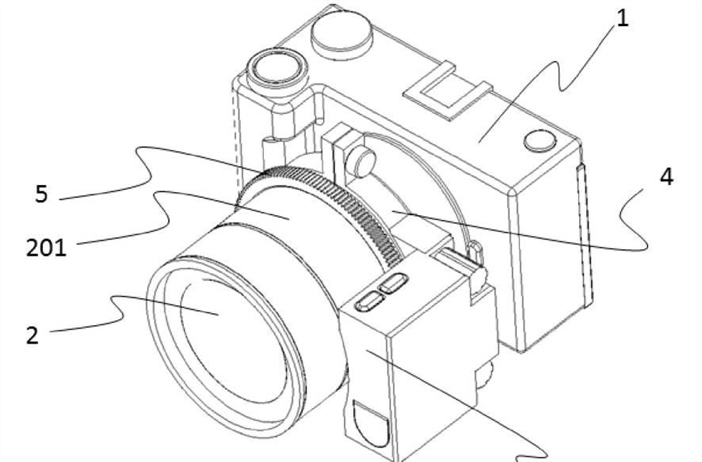 Canon Patent Application: Mirrorless Camera power zoom attachment