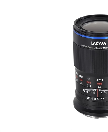 Laowa launches new 65mm F2.8 2x Macro APO for Canon EOS-M