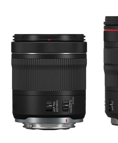 Specifications of the Canon RF 24-105 IS STM emerge