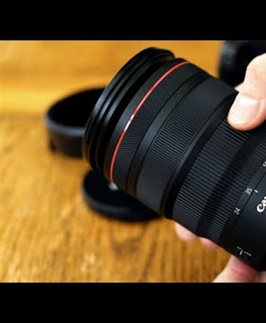 Canon RF 24-70 F2.8L IS USM Review