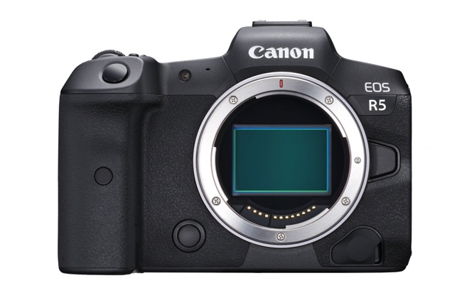Canon EOS R5 to have development announcement soon