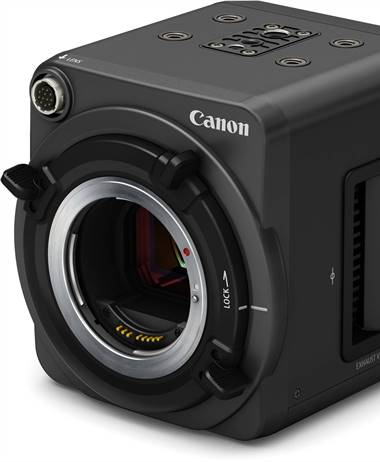 Canon releasing an updated ME20F-SH soon?
