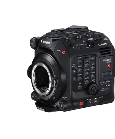 Canon to release a new Cinema EOS before NAB