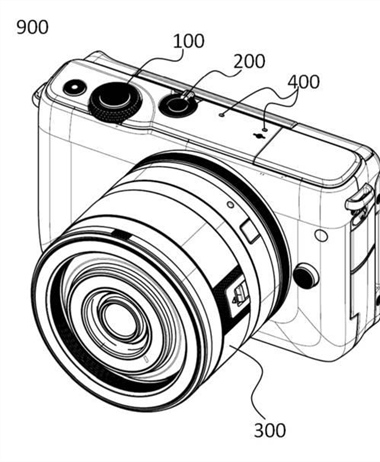 Canon Patent Application: Fan cooled EOS-M camera
