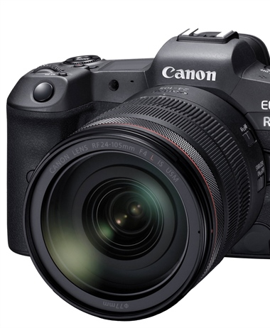 Canon Camera appears for Certification