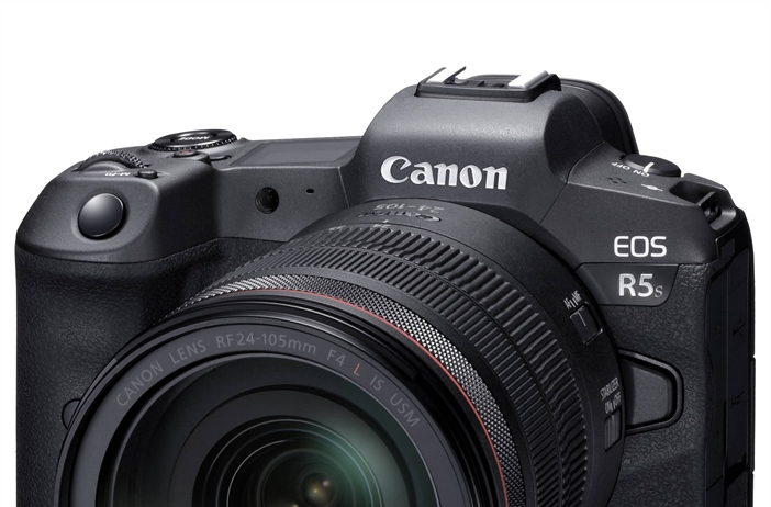 High Megapixel EOS-R5s in testing