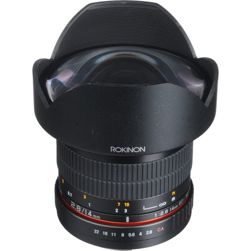Deal of the Day: Rokinon 14mm f/2.8 IF ED UMC Lens For Canon EF