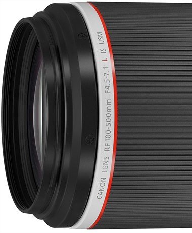 6 new Canon lenses appear for certification