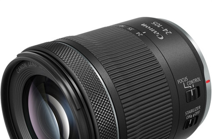 Canon RF 24-105 F4-71. IS STM Review
