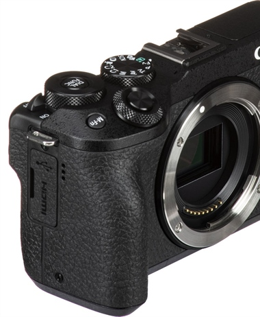 Canon adds 24p to the Canon EOS-M M6 Mark II
