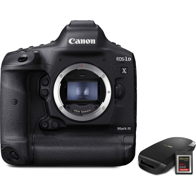 1DX Mark III back in stock at B&H Photo Video