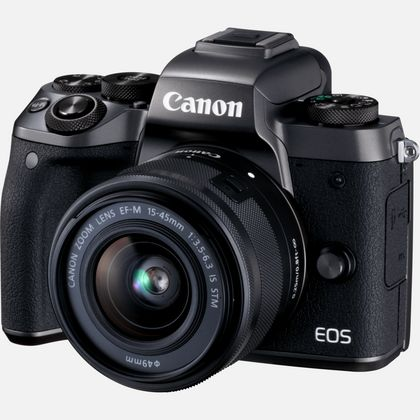 Two new EOS-M cameras and primes later in 2020