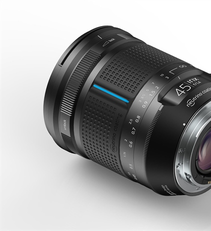 Irix 45mm F1.4 is now available