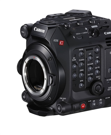 Information leaks in advance of Canon's Cinema EOS announcements