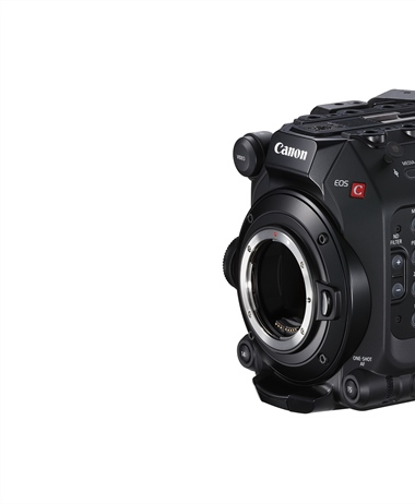Canon officially announces the C300 Mark III