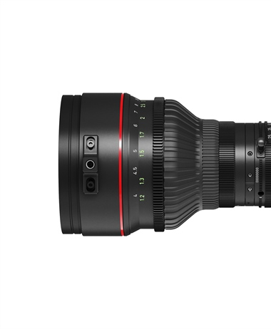 Canon Introduces New Cine-Servo 25-250mm T2.95-3.95